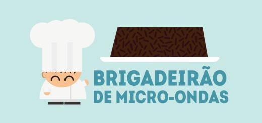 Brigadeirão de micro-ondas muito fácil de fazer. Ingredientes: leite condensado, creme de leite, chocolate em pó e ovos