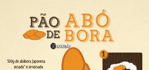 Receita ilustrada de Pão de Abóbora, receita fácil, saboroso e muito macio. Ingredientes: abóbora, farinha, açúcar, ovo, leite, fermento, sal e óleo.