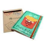 Sketchbook Fritas Kahlo - 14x20 - Mixidão